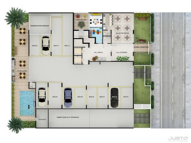 Apartamento à venda com 3 dormitórios em Centro, São leopoldo cod:9704 - Foto 11