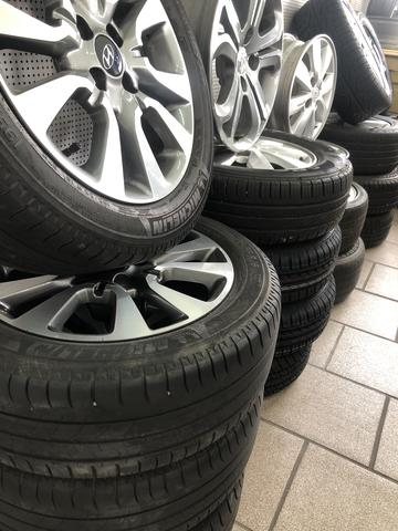 Estepe, pneus e rodas para Carros Nacionais e Importados