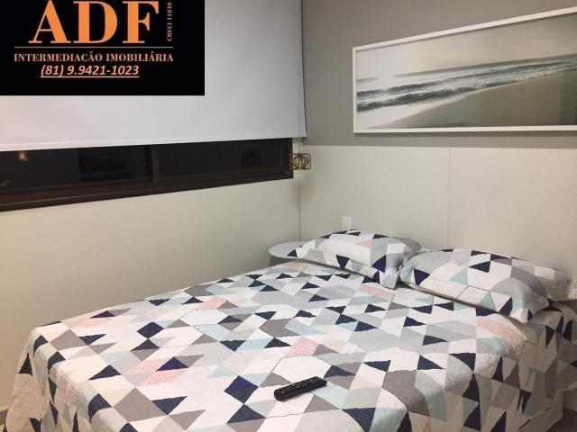 CA - Apartamento decorado e mobiliado no Oka Beach Residence - Foto 4