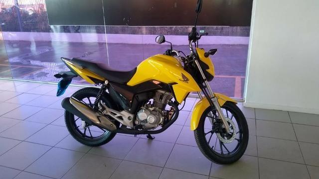 Titan Amarela Exclusiva Para Mototáxi - Foto 2