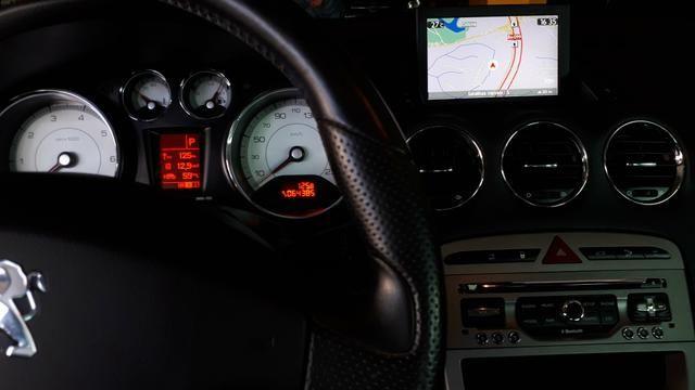 408 Griffe 1.6 Turbo AUT 2015/15 e Placa Mercosul - Foto 20