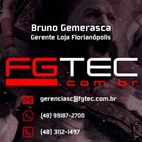 Teclado Mecânico Redragon Gamer Mitra Red Led Brown Switch - Loja Fgtec Informática - Foto 2