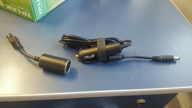 Carregador Veicular Dell - 90 Watt - Foto 3