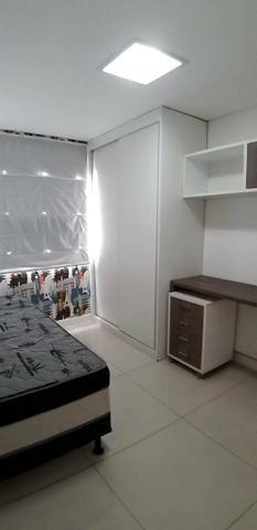 Ap. 3/4 mobiliado,decorado, eletrodomésticos, moveis sob medida, próximo do centro - Foto 12