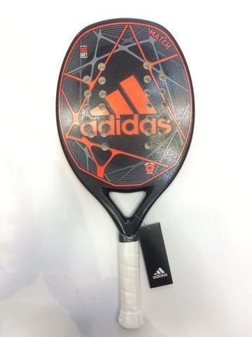 Raquete beach tênis novas parceladas cartoes