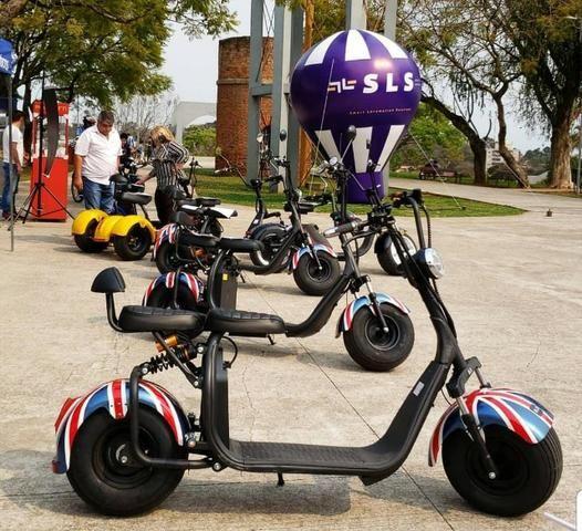 Motos e triciclos elétricos 2000W e 3000w autonomia 50km - SLS