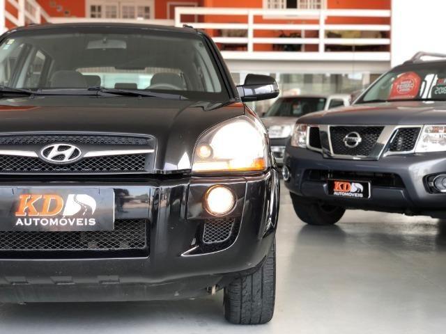 Hyundai Tucson 2.0 GLS 2012 Automática - Foto 6
