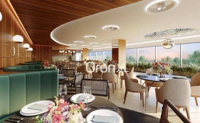 Apartamento à venda, 365 m² por R$ 2.736.000,00 - Setor Marista - Goiânia/GO - Foto 11