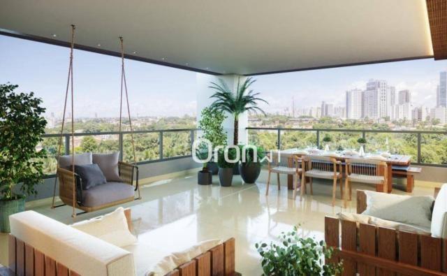 Apartamento à venda, 365 m² por R$ 2.736.000,00 - Setor Marista - Goiânia/GO - Foto 12