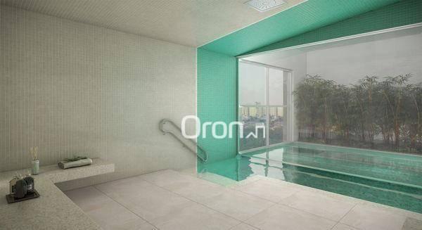 Apartamento à venda, 128 m² por R$ 711.000,00 - Setor Marista - Goiânia/GO - Foto 14