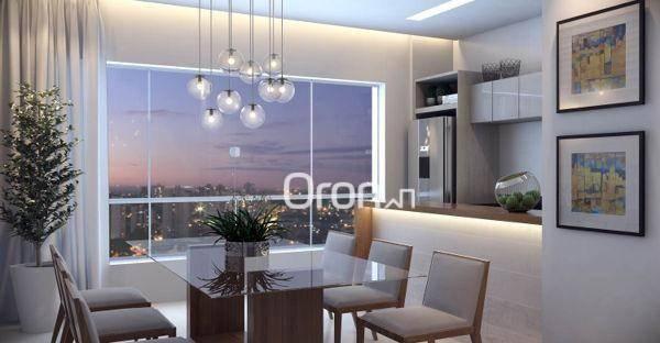 Apartamento à venda, 128 m² por R$ 711.000,00 - Setor Marista - Goiânia/GO - Foto 6