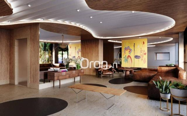 Apartamento à venda, 365 m² por R$ 2.736.000,00 - Setor Marista - Goiânia/GO - Foto 4