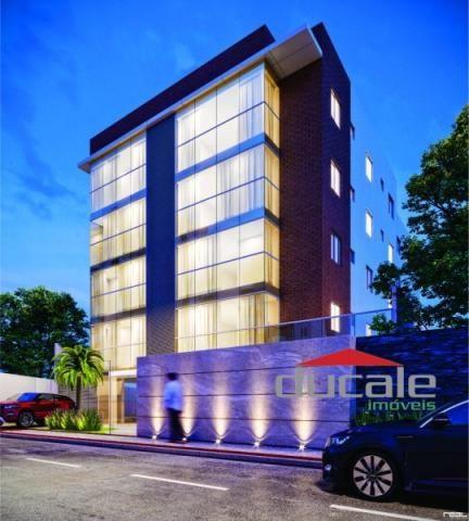 Edifício Monteiro de Lemos. Apartamento com varanda gourmet