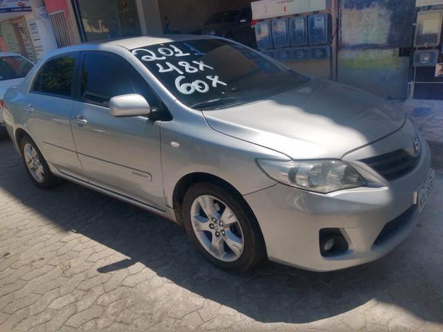 Vendo Corolla 2009 financio em promissória ou cheque - Foto 5