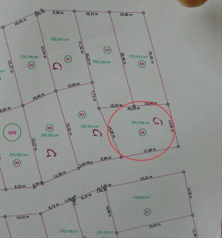 Terreno em Loteamento Murado no Universitário - Foto 5