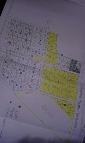 Chácara à venda com dormitórios em Professor johnson, Três marias cod:275