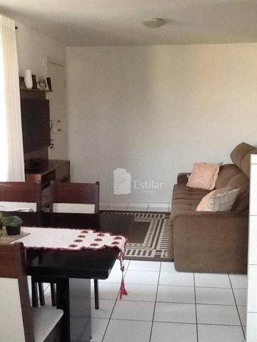 Apartamento 02 quartos na Cidade Industrial, Curitiba - Foto 4