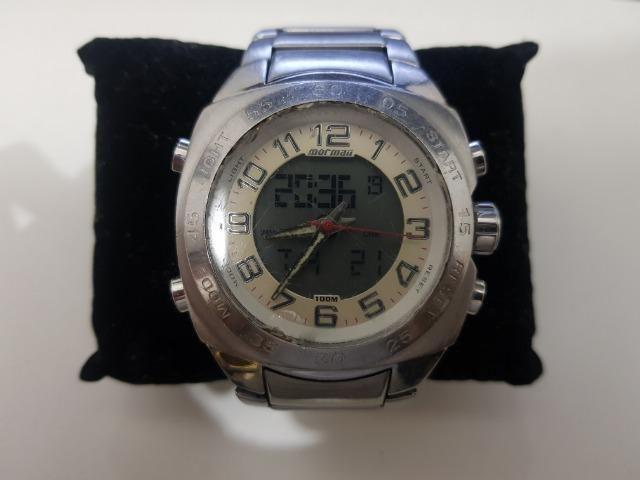Relógio Original Mormaii - Bijouterias, relógios e acessórios ... 293aa399c9