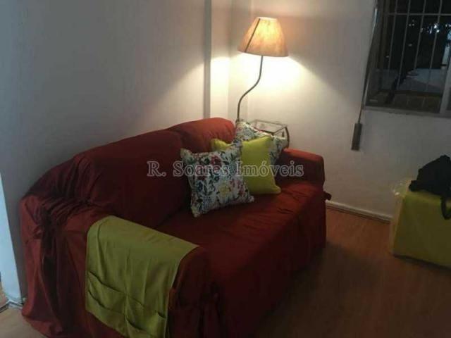 Apartamento para alugar com 1 dormitórios em Copacabana, Rio de janeiro cod:CPAP10204 - Foto 2