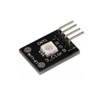 COD-AM88 Módulo Led 3 Cor Rgb Smd Full Color Arduino Automação Robotica