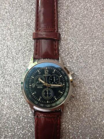 3bbb3553cdd Relógio geneva - Bijouterias