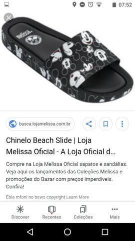 2e5bfc82d64 Melissa Minnie Game ou Venda - Roupas e calçados - Taguatinga Sul ...