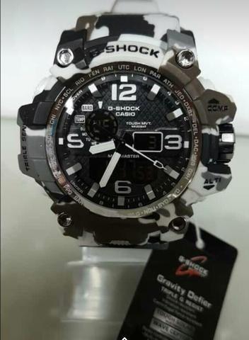 36d9aeff30f Relógio G-Shock Casio a prova d Água - Bijouterias