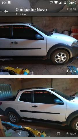 Fiat Strada Fiat Strada nova