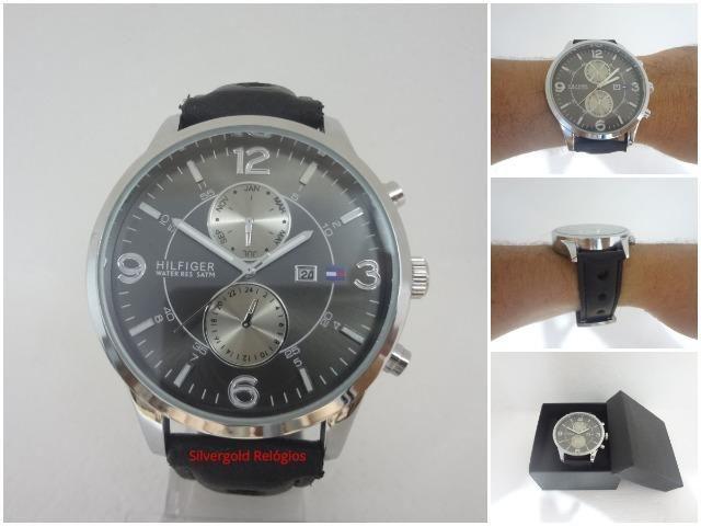 1351f1fb91c Relógio Tommy Hilf Mod 01