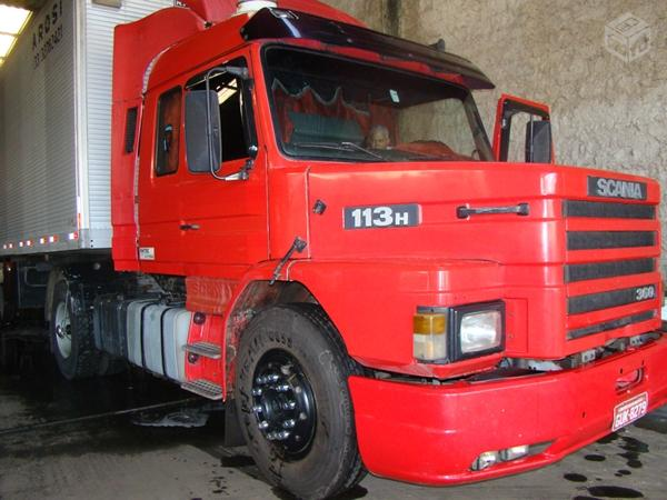 SCANIA T 113 TOP LINE 4X2 TODA ORIGINAL
