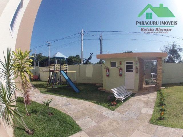 Oportunidade! Apartamento Novo com 2 Quartos - Paracuru - Foto 2
