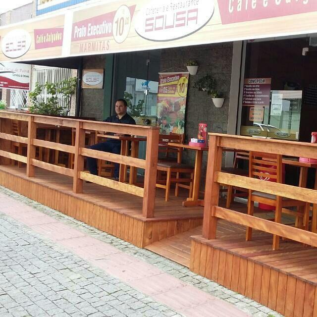 ( vendo a chave ) / Vendo cafeteria e restaurante 75 mil reais / Balneário Camboriú