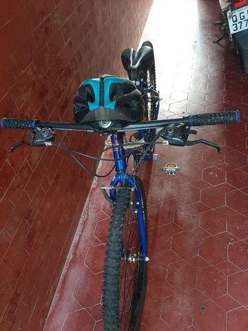 Bicicleta Seminova Carbon - Foto 3