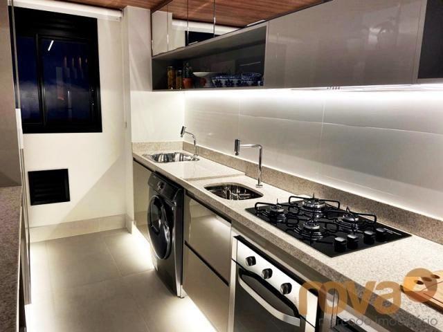 Apartamento à venda com 2 dormitórios em Setor bueno, Goiânia cod:NOV236000 - Foto 4