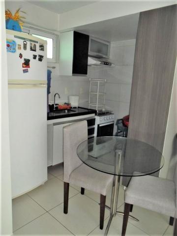 Apartamento para alugar com 1 dormitórios em Tambaú, João pessoa cod:18840 - Foto 9