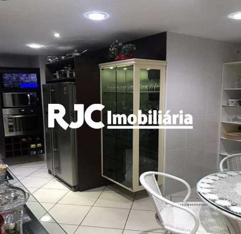 Apartamento à venda com 4 dormitórios em Tijuca, Rio de janeiro cod:MBAP40466 - Foto 4