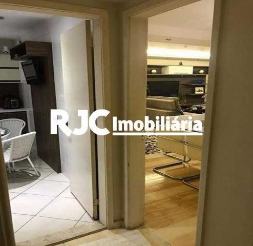 Apartamento à venda com 4 dormitórios em Tijuca, Rio de janeiro cod:MBAP40466 - Foto 11