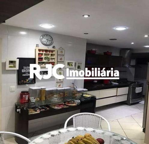 Apartamento à venda com 4 dormitórios em Tijuca, Rio de janeiro cod:MBAP40466 - Foto 7