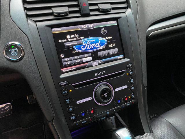 Ford Fusion Titanium AWD 2016 Blindado Inbra - Oportunidade! - Foto 3