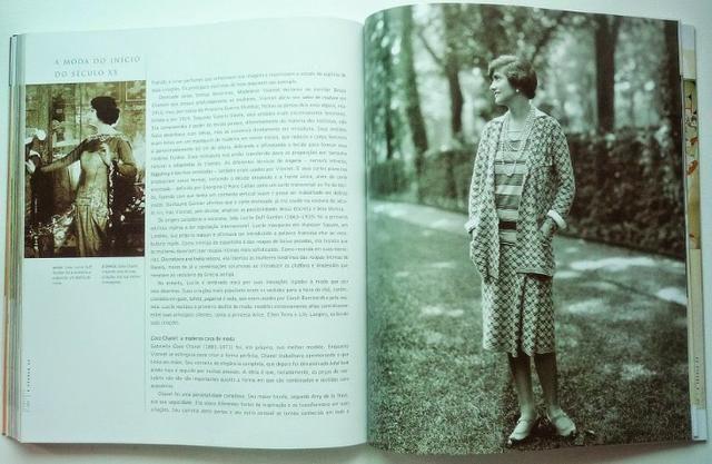Livro História Da Indumentária E Da Moda - Bronwyn Cosgrave - Foto 2