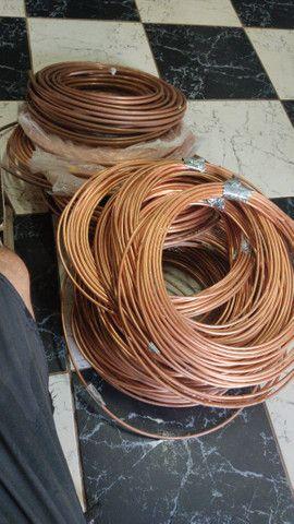 Tubulação de cobre ar condicionado - Foto 2