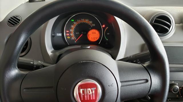 Fiat uno evo vivace 1.0 2014/2015 vermelha - Foto 7