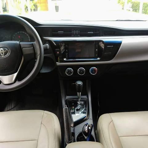 Toyota Corolla automático DOCS PAGOS - Foto 10
