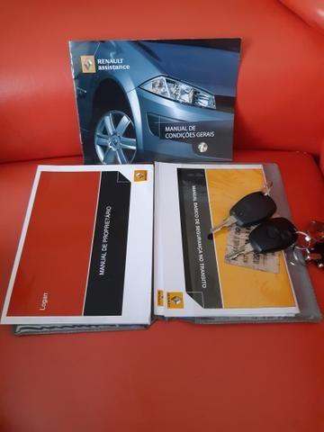 Renault logan EXP 1.6 ,completo - Foto 13