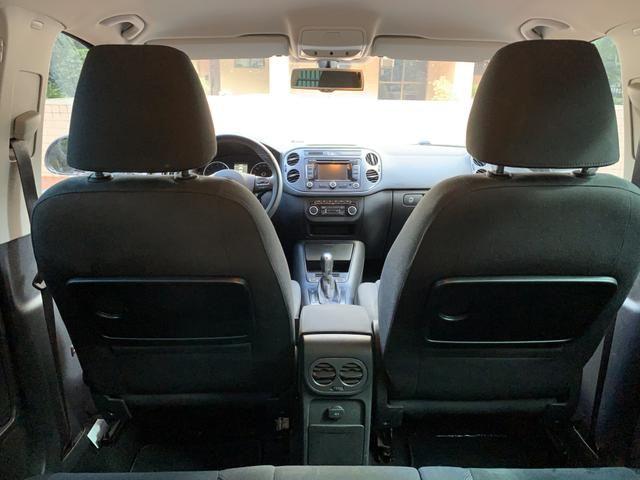 Tiguan 2.0 TSI 4WD 2012 - Volkswagen - 4X4 - Foto 8