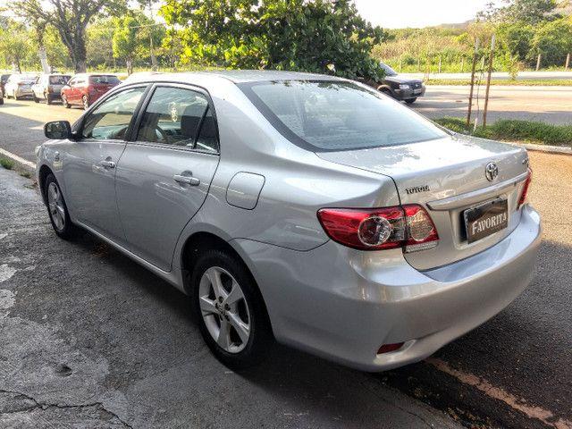 Toyota Corrolla GLI 1.8 Flex Aut  - Foto 6