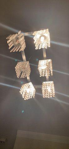 Lustre cristais - Foto 3