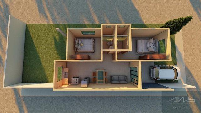 Lindas casas à venda Residencial Arara Azul - Foto 4