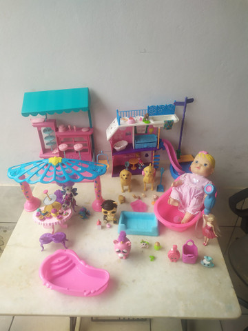 Brinquedos semi novos - Foto 5