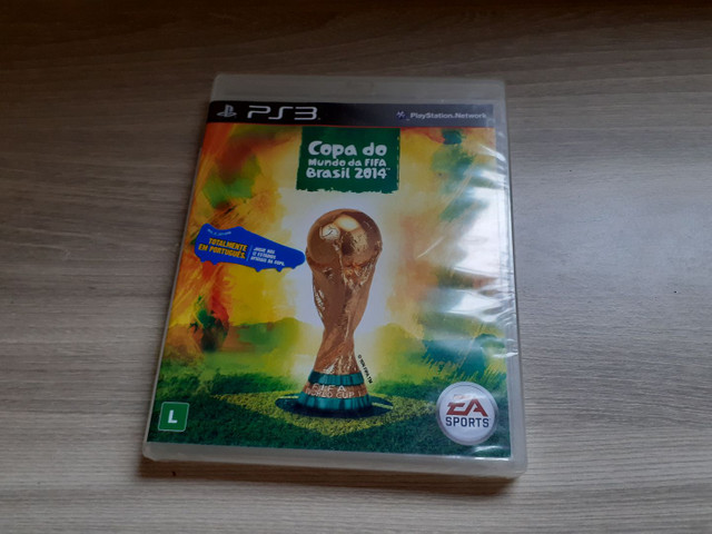 Jogo Fifa Copa do Mundo 2014 Ps3
